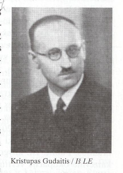 1a. Dr. Kr. Gudaitis