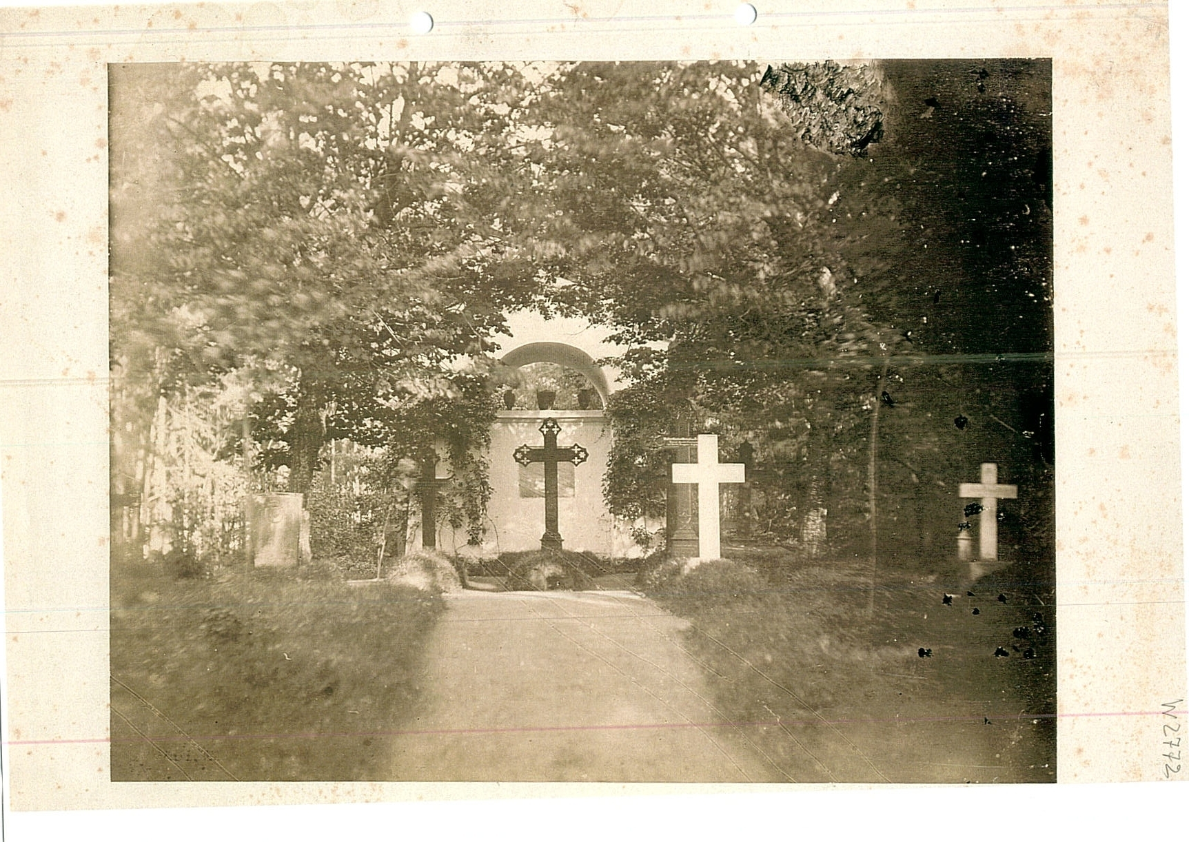 kapai baronu von Keudell laikais