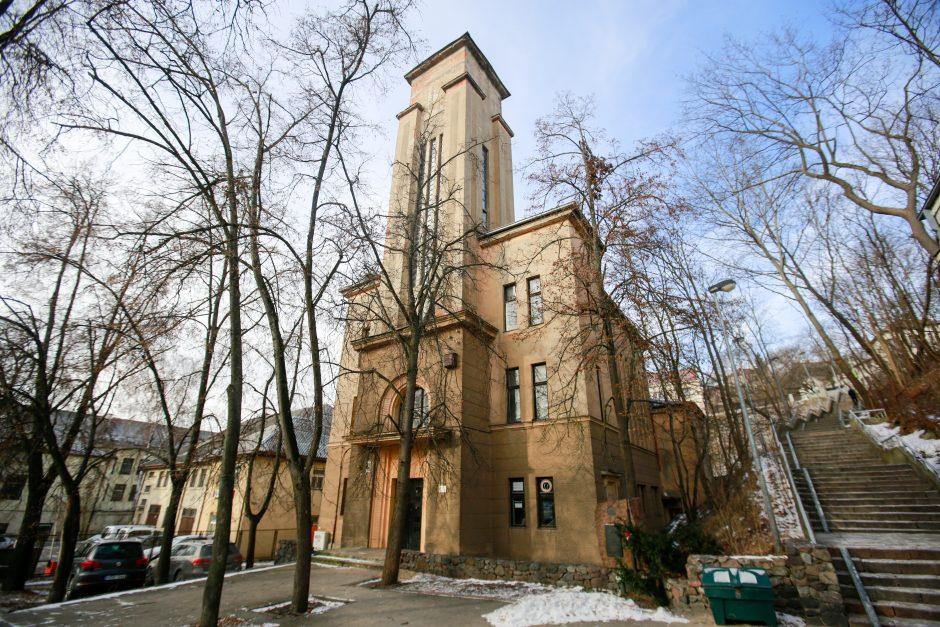 Kaunas ref baznycia
